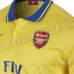 Is this next season's Arsenal away shirt? [pictures]