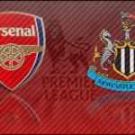 Arsenal 3 v 0 Newcastle: Arsenal cruise to victory over subdued Magpies.