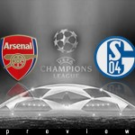 Arsenal v Schalke thumb
