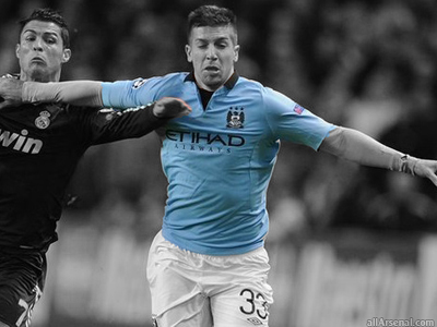 Arsenal set to make a move for Man City defender Matija Nastasic