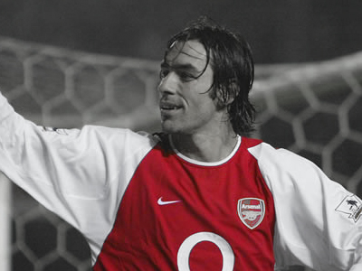 Gunners legend punched at half-time!